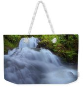 Waterfall At Shepperds Dell Falls Weekender Tote Bag