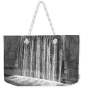 Waterfall Backdrop Weekender Tote Bag