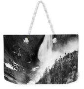 Waterfall, C1900 Weekender Tote Bag