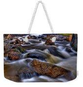 Waterfall Canyon Vertical Weekender Tote Bag
