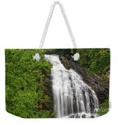 Waterfall Closeup Weekender Tote Bag