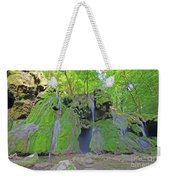 'waterfall Weekender Tote Bag
