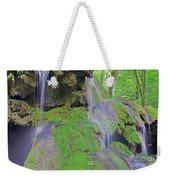 Waterfall Details Weekender Tote Bag