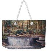 Waterfall Glory Weekender Tote Bag