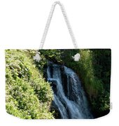 Waterfall I Weekender Tote Bag