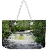 Waterfall In Cradle Mountain Weekender Tote Bag