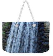 Waterfall Of The Grist Mill Weekender Tote Bag