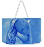 Waterfall Rainbow Soul Collection Weekender Tote Bag
