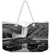 Waterfall Reflections Weekender Tote Bag