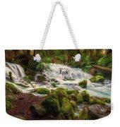 Waterfall Reverie Weekender Tote Bag