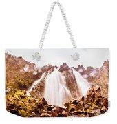 Waterfall Scenics  Weekender Tote Bag