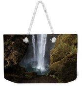 Waterfall Splash Weekender Tote Bag