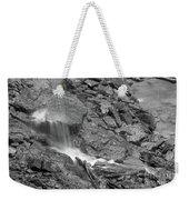 Waterfall Stream Weekender Tote Bag