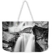 Waterfall Study 3 Weekender Tote Bag