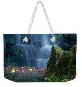 Waterfall02 Weekender Tote Bag by Carlos Caetano