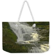 Waterfall02 Weekender Tote Bag