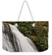 Waterfall04 Weekender Tote Bag