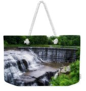 Waterfalls Cornell University Ithaca New York 05 Weekender Tote Bag