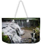 Waterfalls Cornell University Ithaca New York 06 Weekender Tote Bag