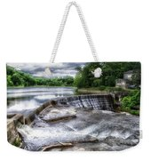 Waterfalls Cornell University Ithaca New York 07 Weekender Tote Bag