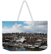 Waterfront After The Storm Weekender Tote Bag