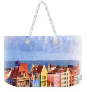 Waterfront Houses Weekender Tote Bag