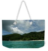 Waterfront View Weekender Tote Bag