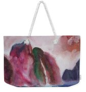 Waterfull Weekender Tote Bag