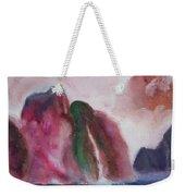 Waterfull Weekender Tote Bag