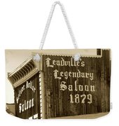 Watering Hole Weekender Tote Bag