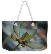 Waterlily Wash  Peekaboo Weekender Tote Bag