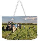 Watermelon Harvest Weekender Tote Bag