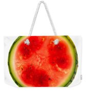 Watermelon Slice Weekender Tote Bag
