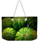 Watermelon Weekender Tote Bag