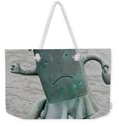 Waters Edge Art Weekender Tote Bag
