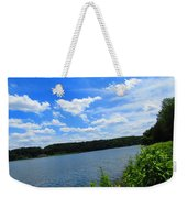 Water's Touch Weekender Tote Bag