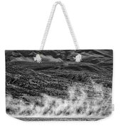 Waterspouts On Viedma Lake - Patagonia Weekender Tote Bag