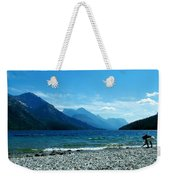 Waterton Beachcomber Weekender Tote Bag