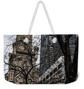 Watertower Chicago Weekender Tote Bag
