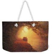 Waterway Sunrise Weekender Tote Bag