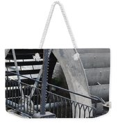 Waterwheel Detail Weekender Tote Bag