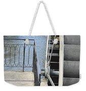 Waterwheel Weekender Tote Bag