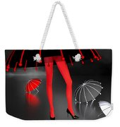 Waterworld At Night Weekender Tote Bag