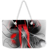 Waterworld Weekender Tote Bag by Issabild -