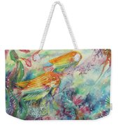 Watery World 1 Weekender Tote Bag