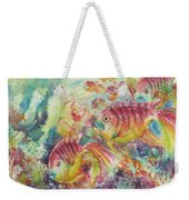 Watery World 2 Weekender Tote Bag