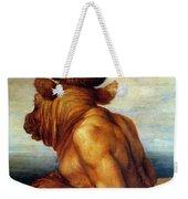 Watts: The Minotaur Weekender Tote Bag