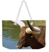 Watusi Bull Weekender Tote Bag