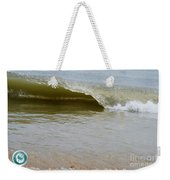 Wave At Sandbridge Virginia Weekender Tote Bag
