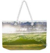 Wave Glass  Weekender Tote Bag